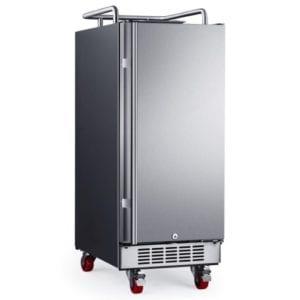 EdgeStar BR150SS Built-In Kegerator Conversion Refrigerator Review