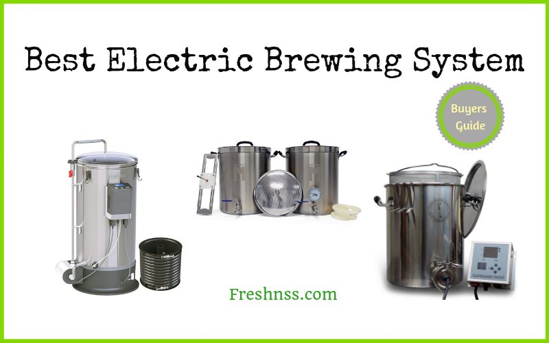 Best Electric Brewing System Reviews (2020 Buyers Guide)