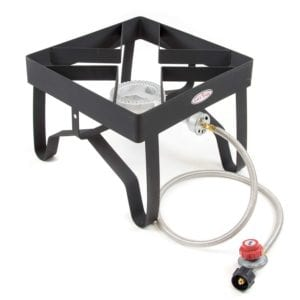 Gas One High-Pressure Single Burner Outdoor Stove Propane Gas Cooker Review