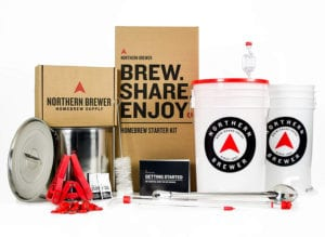 Northern Brewer Homebrewing Starter Set with Block Party Amber Beer Brewing Recipe Kit Review
