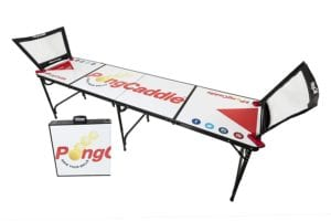 PongCaddie Revolutionary Beer Pong Table Review