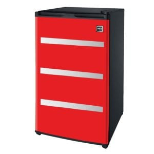 Red Garage Fridge Tool Box Review