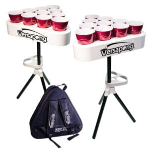 Versapong Portable Beer Pong Table With Backpack Carry Case And Balls Review
