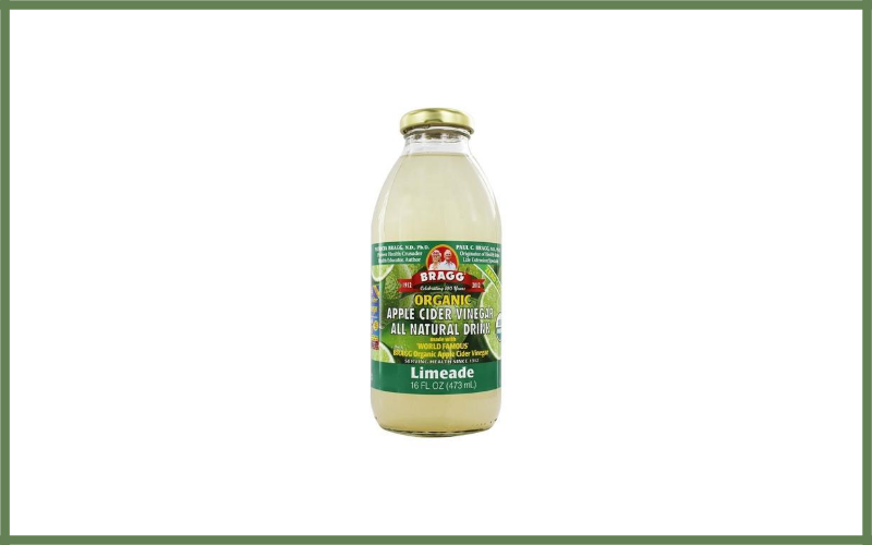 Bragg Organic Apple Cider Vinegar Limeade Review
