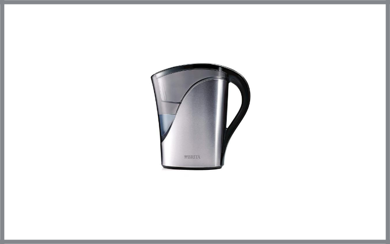Brita Stainless Steel Water Filter Pitcher Review