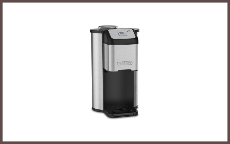 Cuisinart DGB-1 Single-Cup Grind & Brew Coffeemaker Review