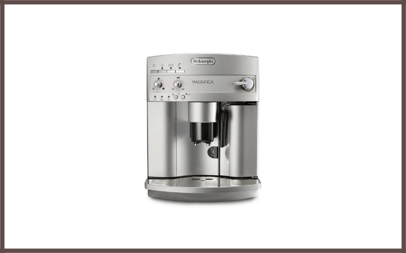 DeLonghi ESAM3300 Magnifica Super-Automatic Espresso/Coffee Machine Review