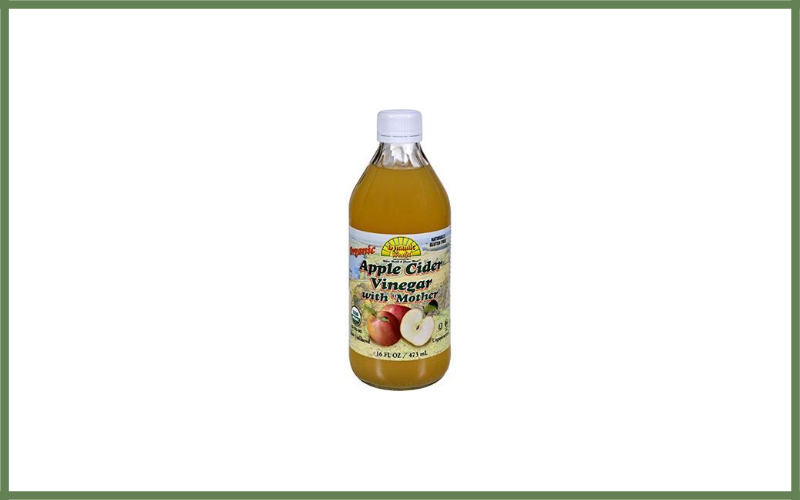 Dynamic Health Organic Apple Cider Vinegar Review