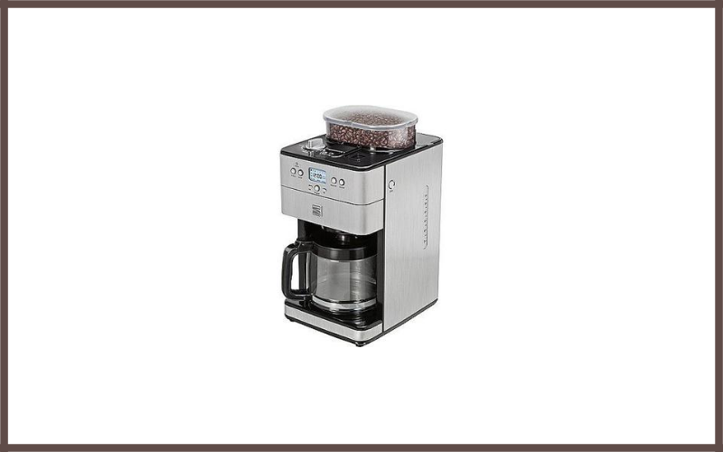 Kenmore Elite 12-Cup Coffee Grinder and Brewer Review