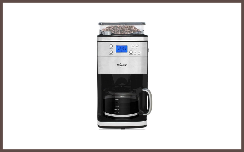 Keyton Grind-and-Brew Drip Coffee Maker Review