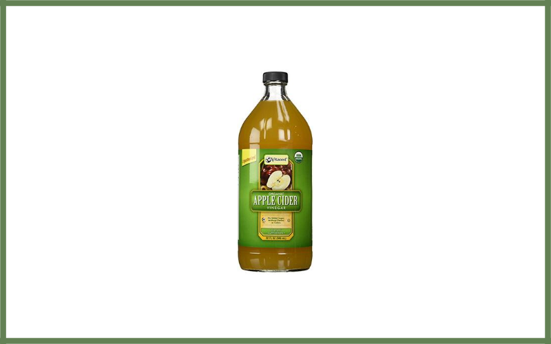 Vitacost Organic Apple Cider Vinegar Mother Review
