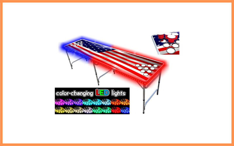 Cameron's Portable Beer Pong Table Review