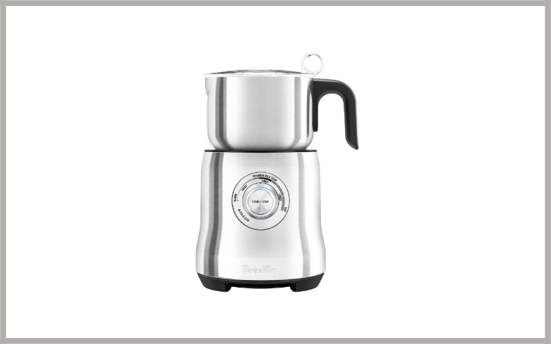 Breville BMF600XL Milk Cafe Milk Frother Review