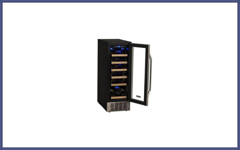 EdgeStar 12 Inch Wide 18 Bottle Built-In Wine Cooler Review