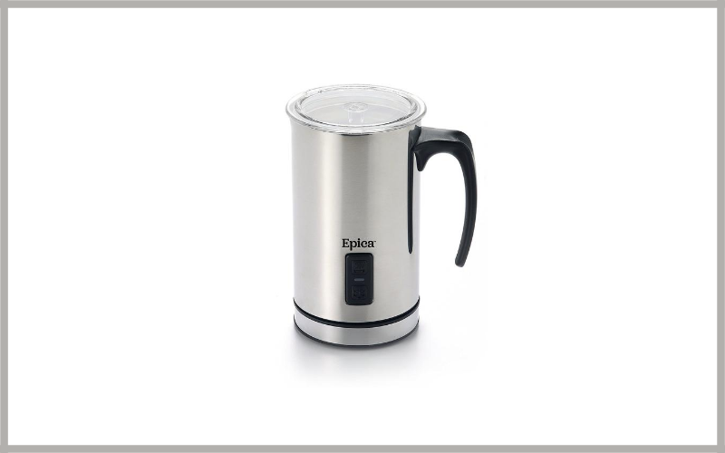 Erica Automatic Electric Milk Frother Review
