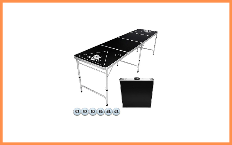 Gopong Portable Beer Pong Table Review