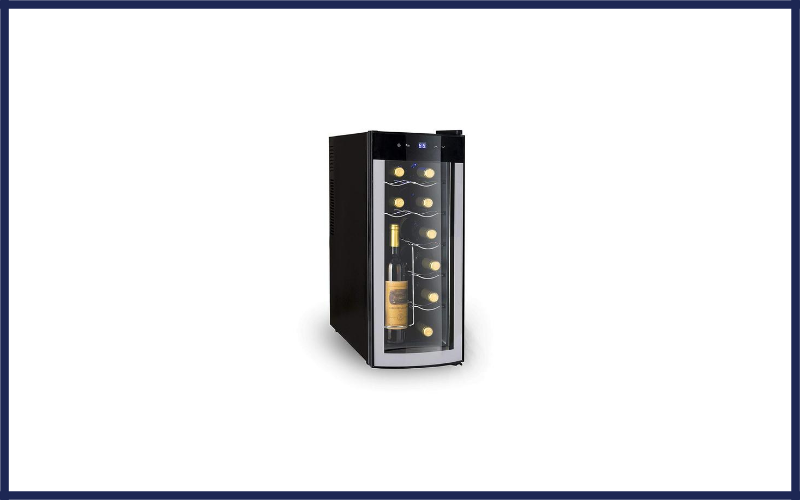 Igloo 12 Bottle Wine Fridge Review