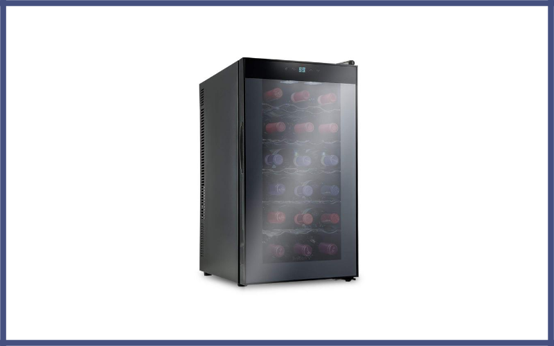 Ivation 18 Bottle Thermoelectric Wine Cooler Review