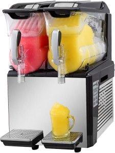 VBENLEM 110V Commercial Slushy Machine Review