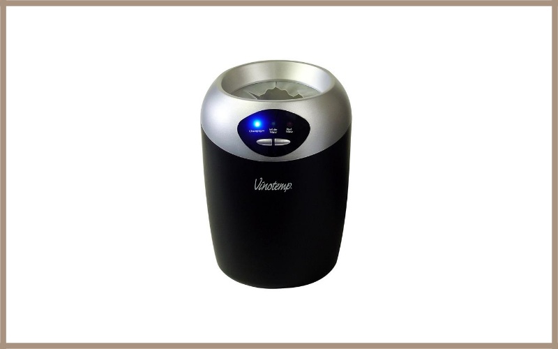 Vinotemp VT Chiller Cha Champagne Chiller Review