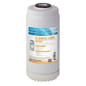 APEC Water Systems FI-KDF85-10BB Review
