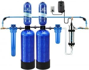 Aquasana Whole House Well Water Filter System w/ UV Purifier & Salt-Free Descaler Review