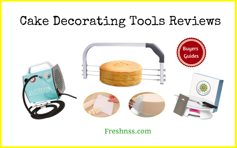 The Best Cake Decorating Tools Reviews and Buyers Guides of 2020