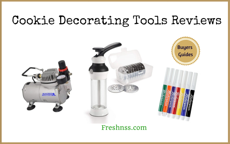 The Best Cookie Decorating Tools Reviews and Buyers Guides of 2020