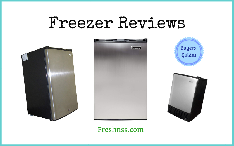The Best Freezer Reviews and Buyers Guides of 2020