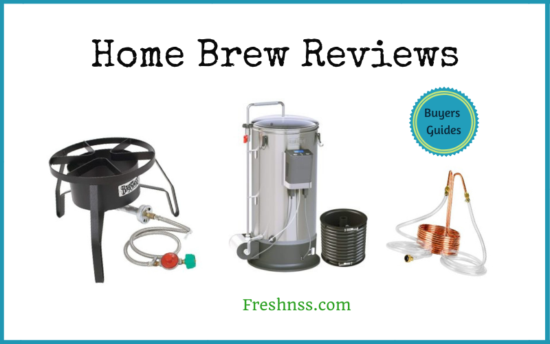 The Best Home Brew Reviews and Buyers Guides of 2020