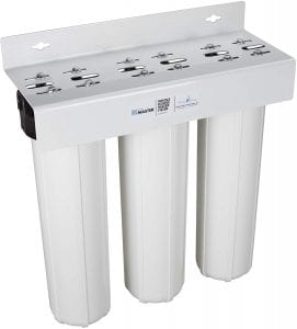 Home Master Whole House Three Stage Water Filtration System Review