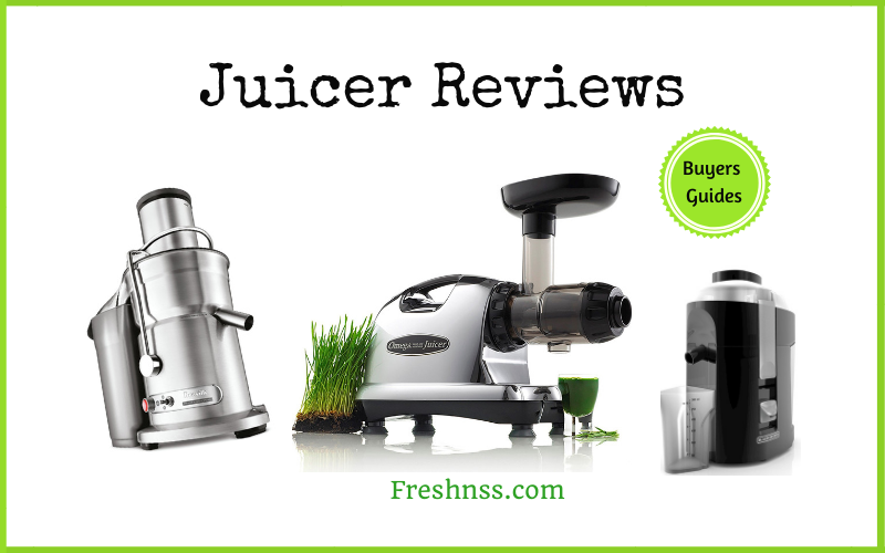 The Best Juicer Reviews and Buyers Guides of 2020