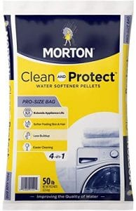 Morton Salt 1501 Clean Protect System Water Softener