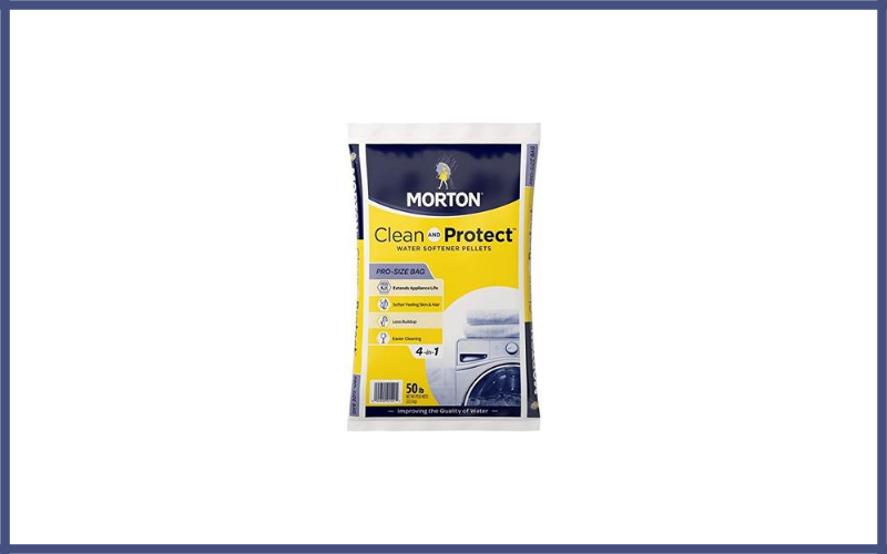 Morton Salt 1501 Clean Protect System Water Softener Review