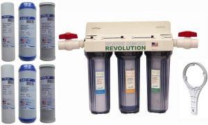 Reverse Osmosis Revolution Whole House 3-Stage Water Filtration System Review