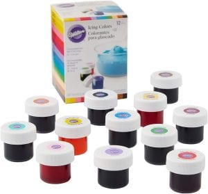 Wilton 12-Count Gel-Based Icing Colors Review