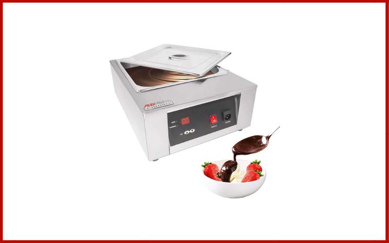 ALDKitchen Chocolate Melting Pot Digital Control Chocolate Tempering Machine Review
