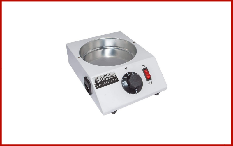 ALDKitchen Chocolate Melting Pot Professional Chocolate Tempering Machine with Manual Control Review
