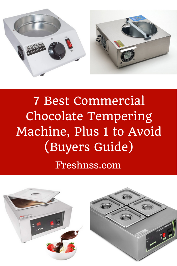 Best Commercial Chocolate Tempering Machine