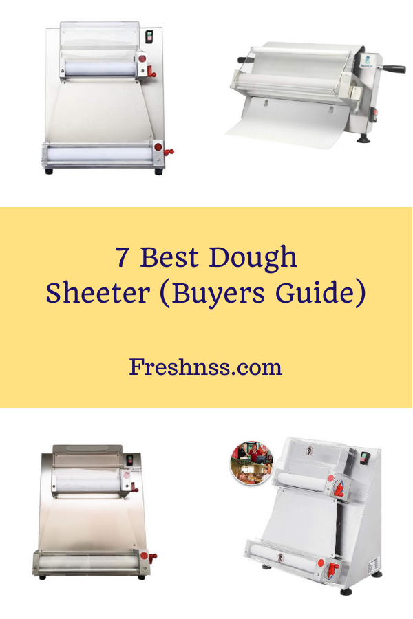 Best Dough Sheeter Review