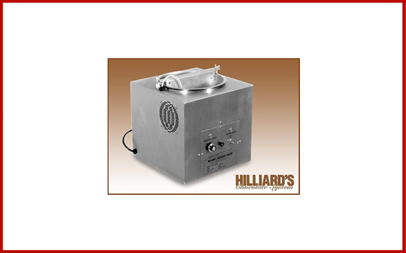Chocolate Tempering Machine by Hilliards Review
