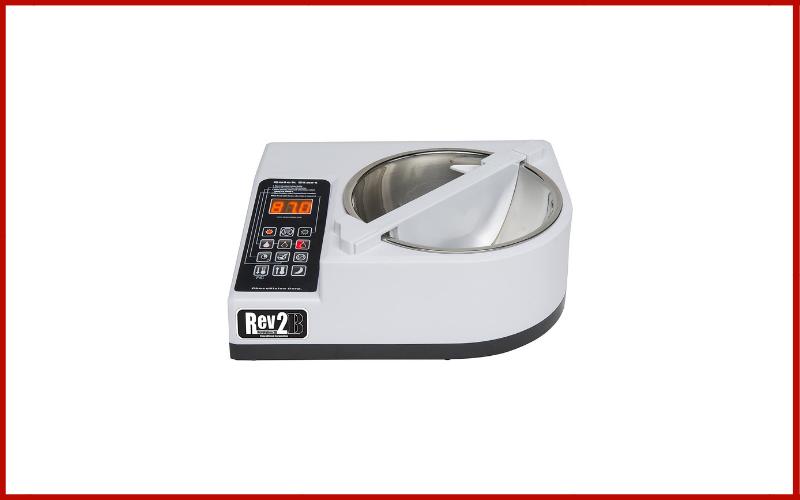 ChocoVision Rev 2B Chocolate Tempering Machine Review