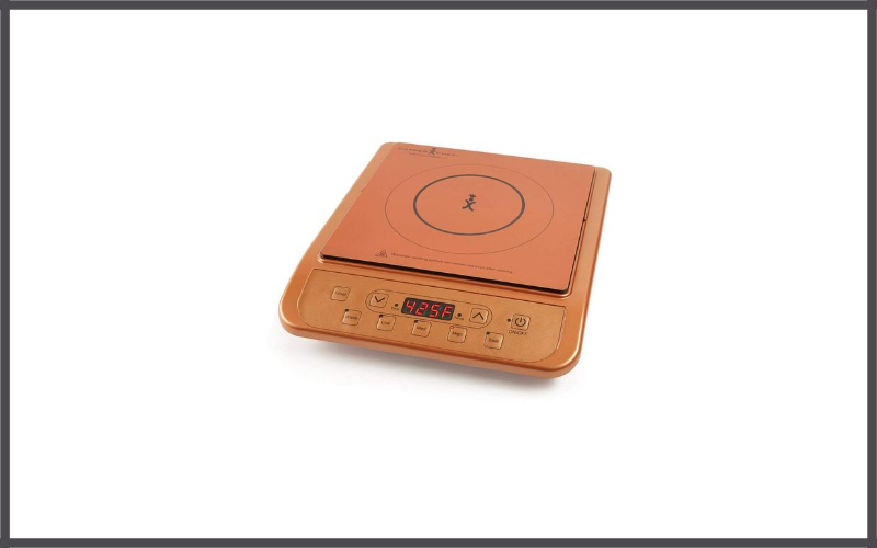 Copper Chef Induction Cooktop Review