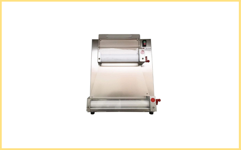 Dshot Automatic Pizza Dough Roller Sheeter Machine Review