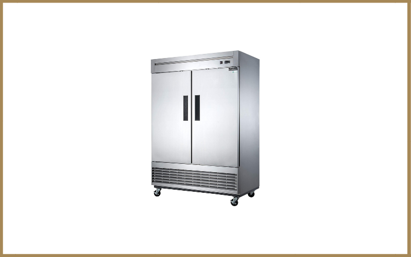 Dukers D55R 2-Door Commercial Refrigerator Review