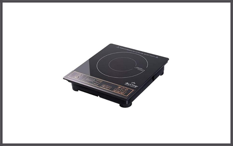 Duxtop 8100 mc Portable Induction Cooktop Countertop Burner and Stainless Steel Induction Cookware Set Review