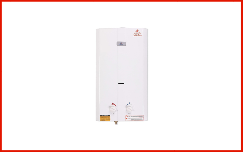 Eccotemp L10 2.6 GPM Portable Tankless Water Heater Review