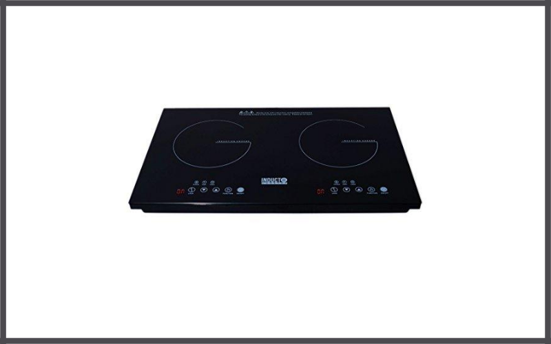 Inducto Dual Induction Cooktop Countertop Burner Review