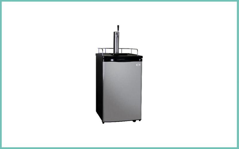 Kegco HBK199S-1 Keg Dispenser Review