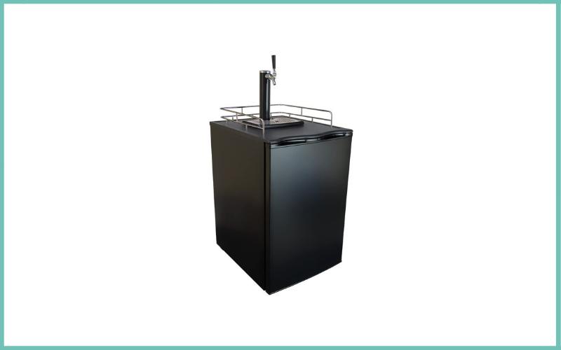Keggermeister KM2800BK Kegerator Full-Size Single-Tap Beer Refrigerator and Dispenser Review